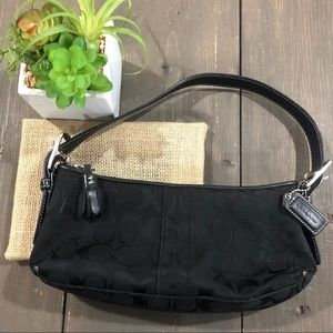 Coach • Signature Baguette Handbag